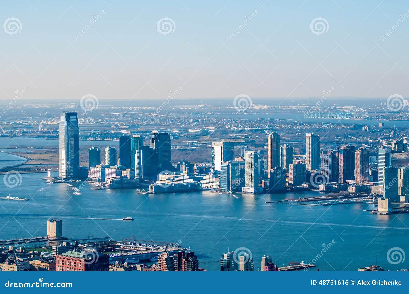 New york city newark train