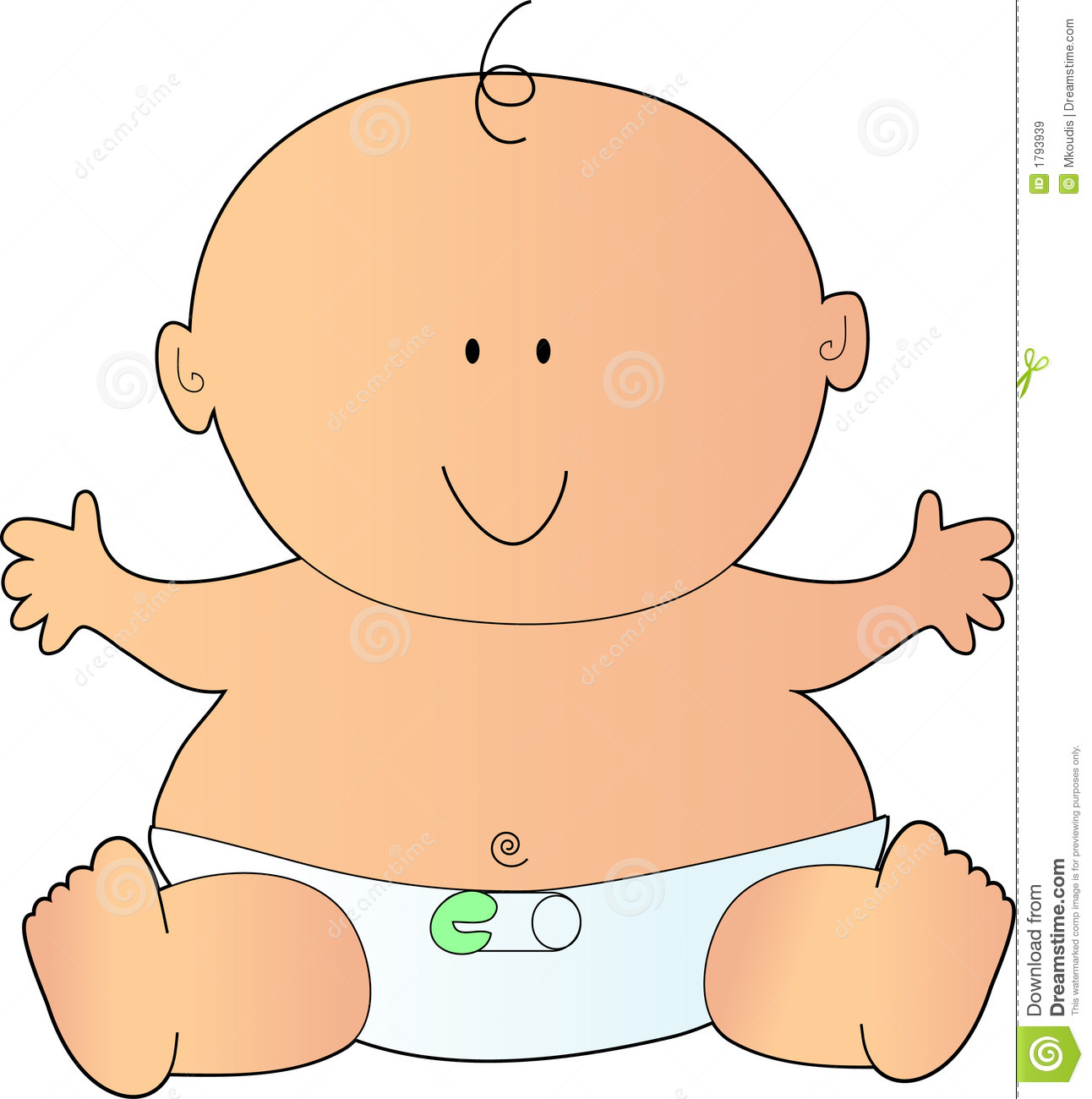 Diaper Stock Illustrations – 5,004 Diaper Stock Illustrations ...