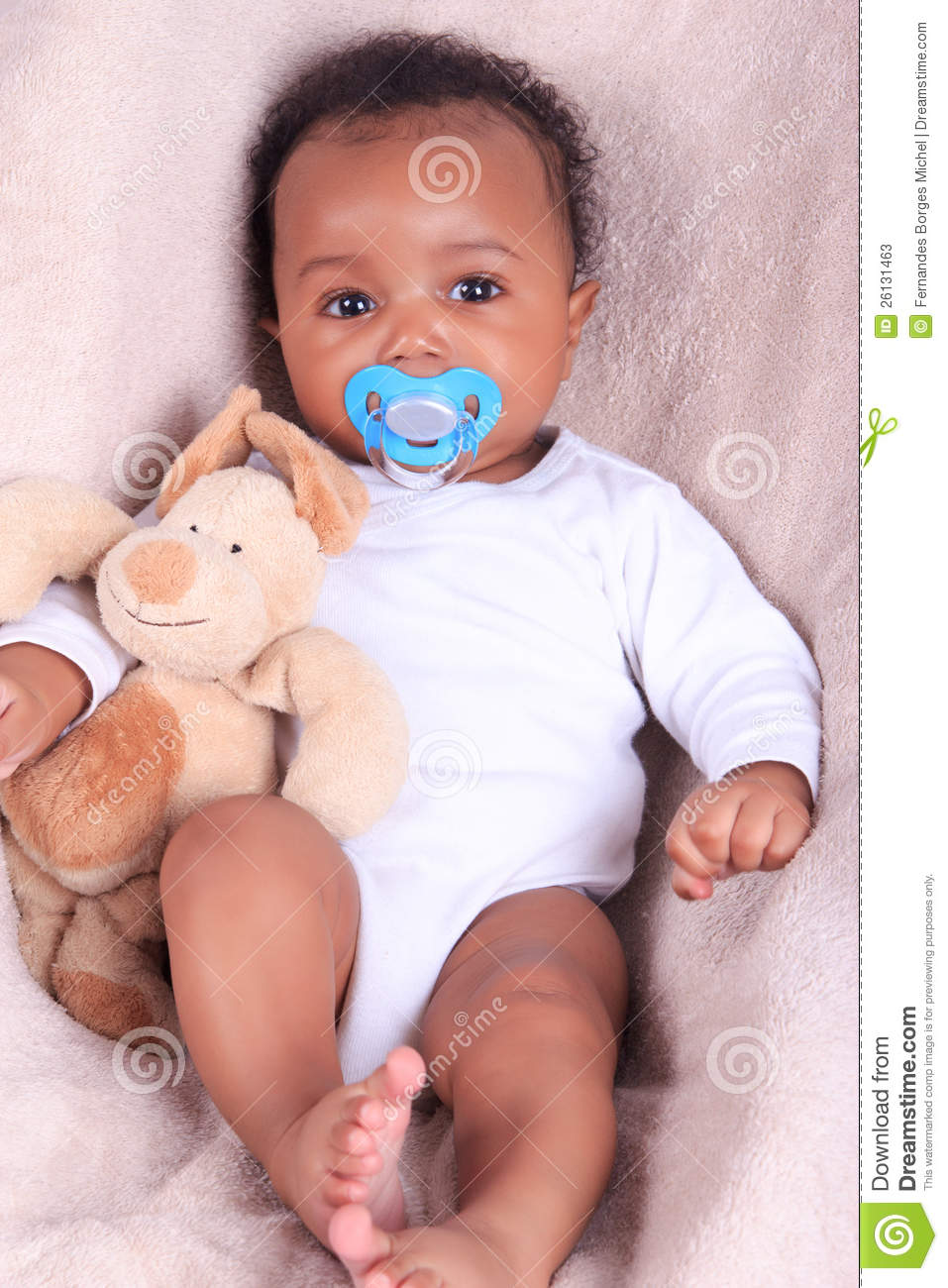 Newborn baby african american stock photos image 26131463 - African american baby pics ...