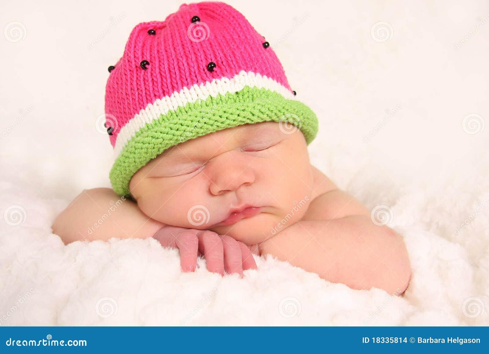 Newborn Baby Girl Stock Images - Image: 18335814