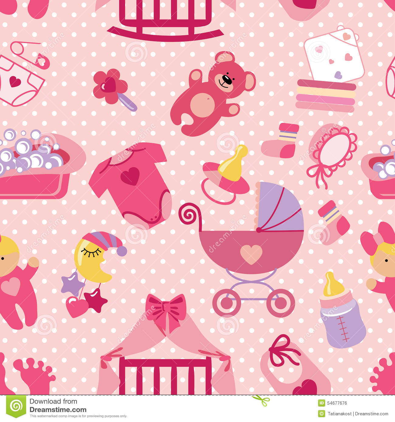 Paw Background Cute Patterns page 11 - Patterns Kid