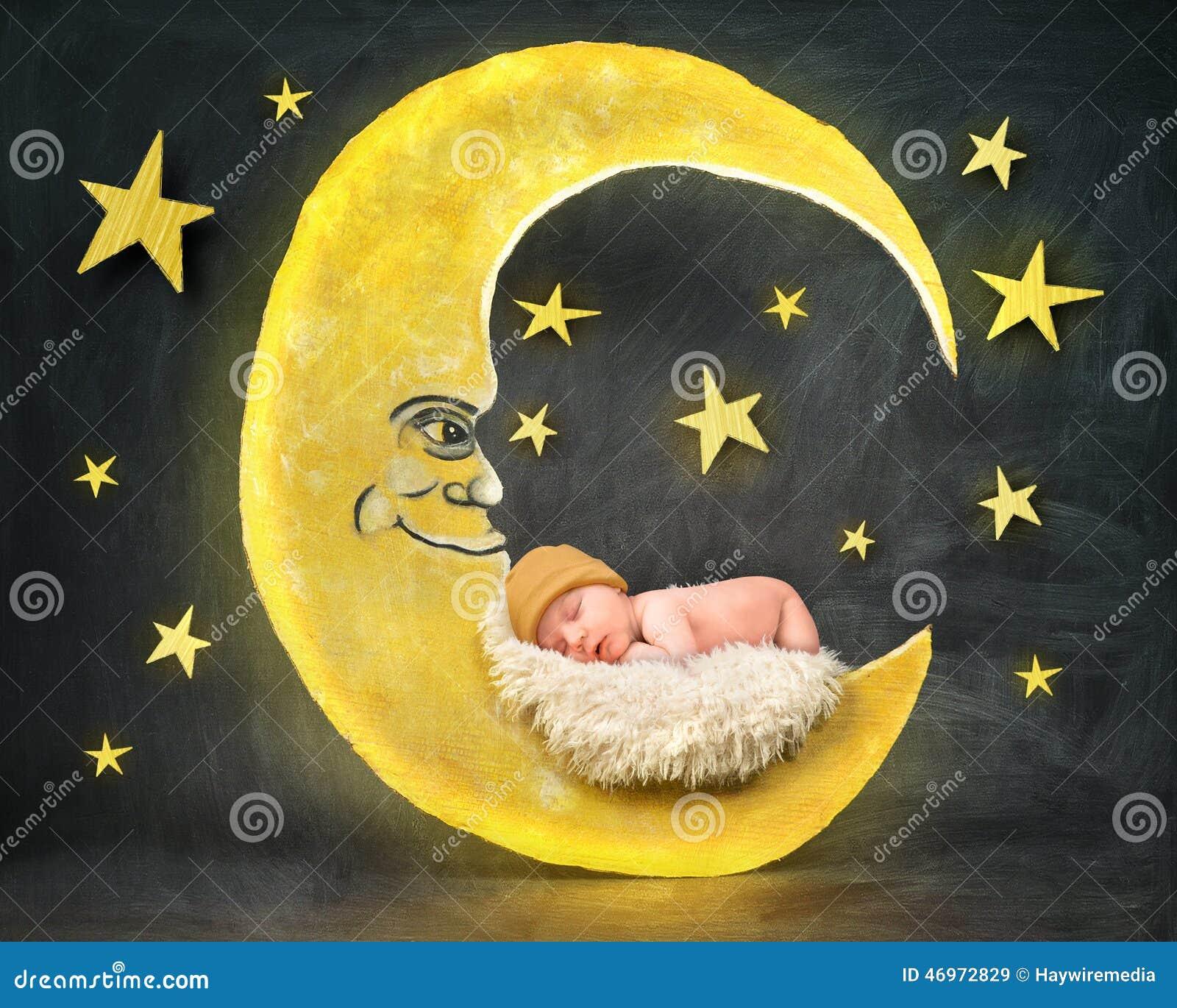Baby Star Night Light