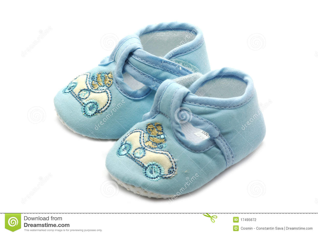 Newborn Shoes Stock Photo Image Of Comfortable Child