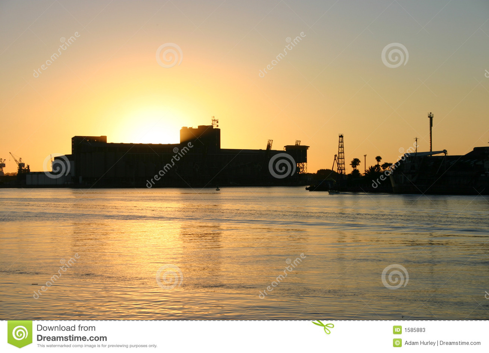 Newcaslte Harbour