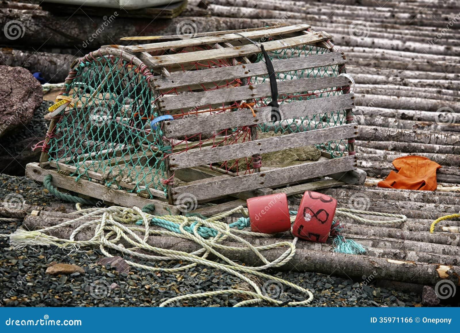 Lobster Trap Supplies Rhode Island