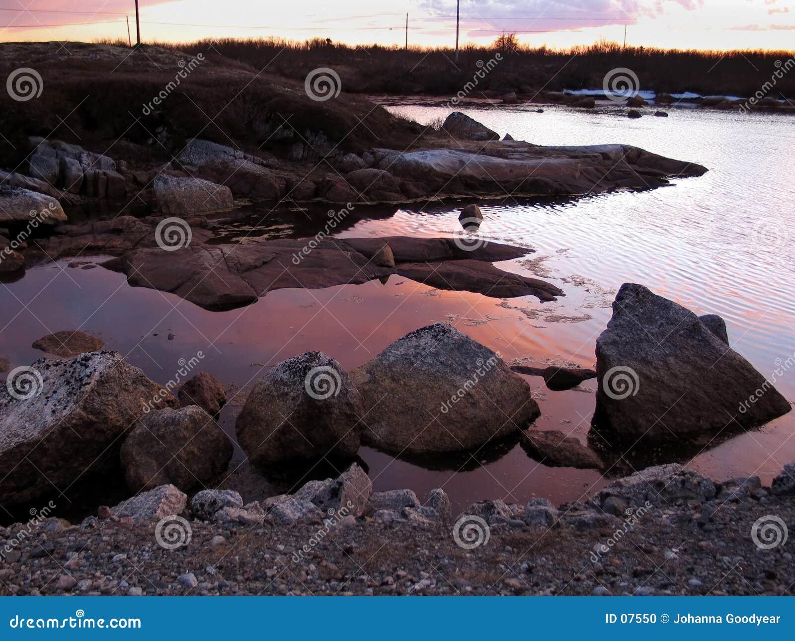 Newfoundland sceniczny