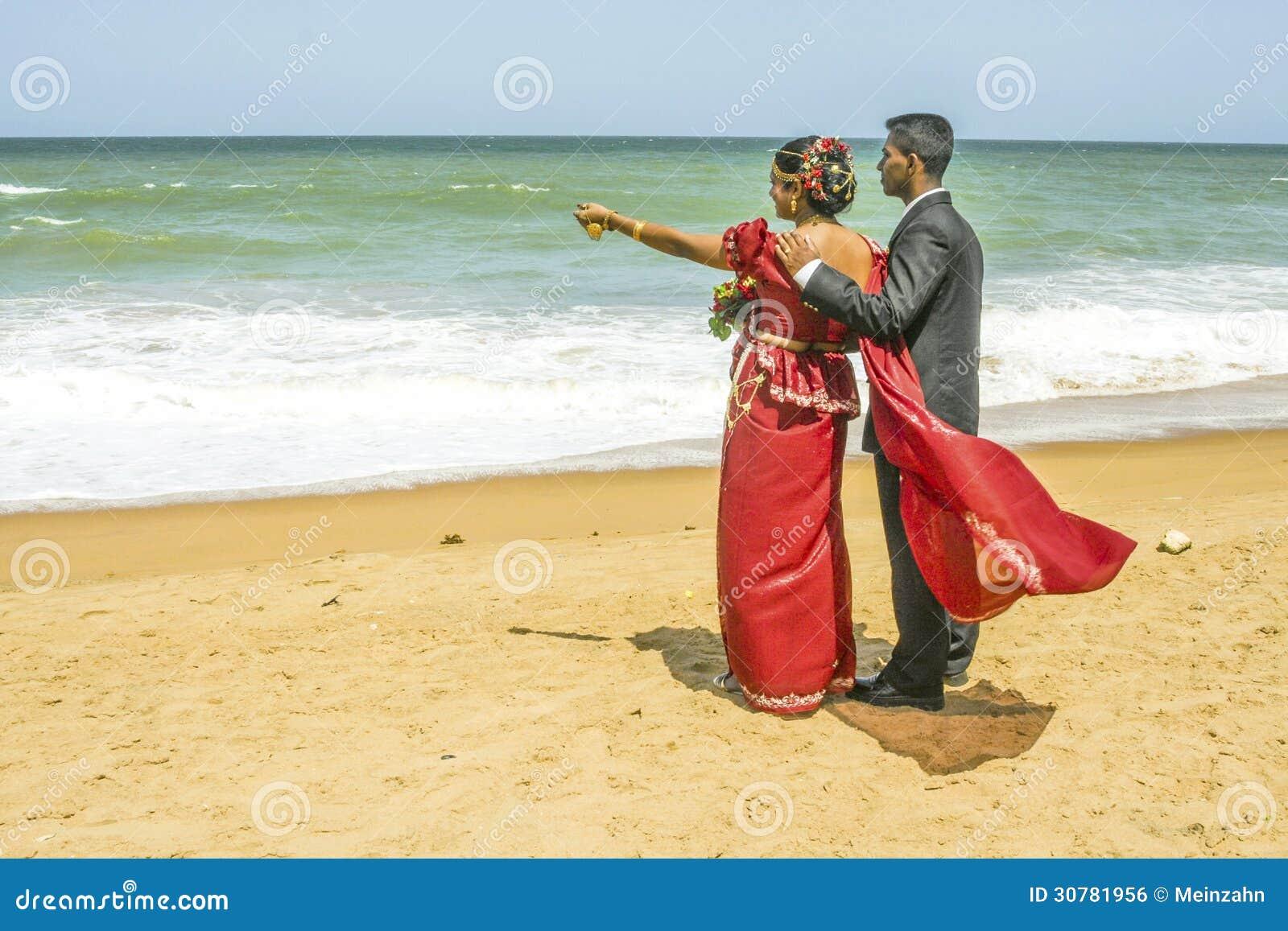 Sri Lanka Nude Couple