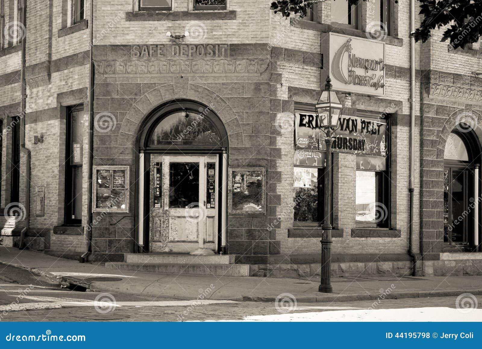 Newport Blues Cafe Newport Ri