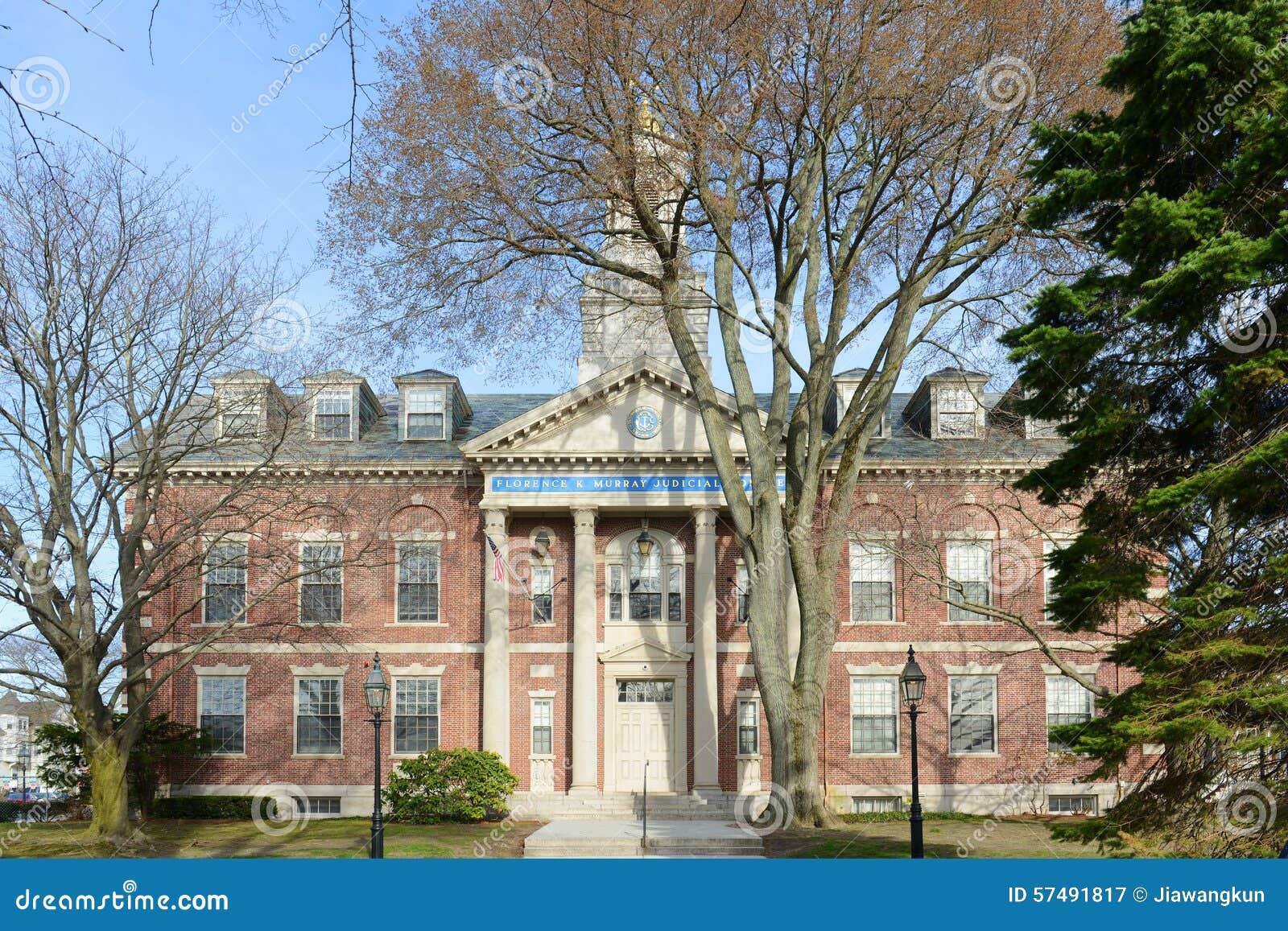 Washington County Courthouse Rhode Island