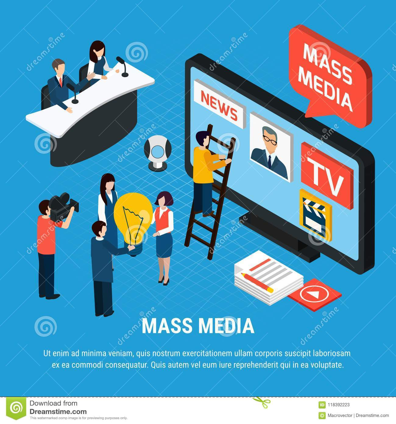 mass media and advertising
