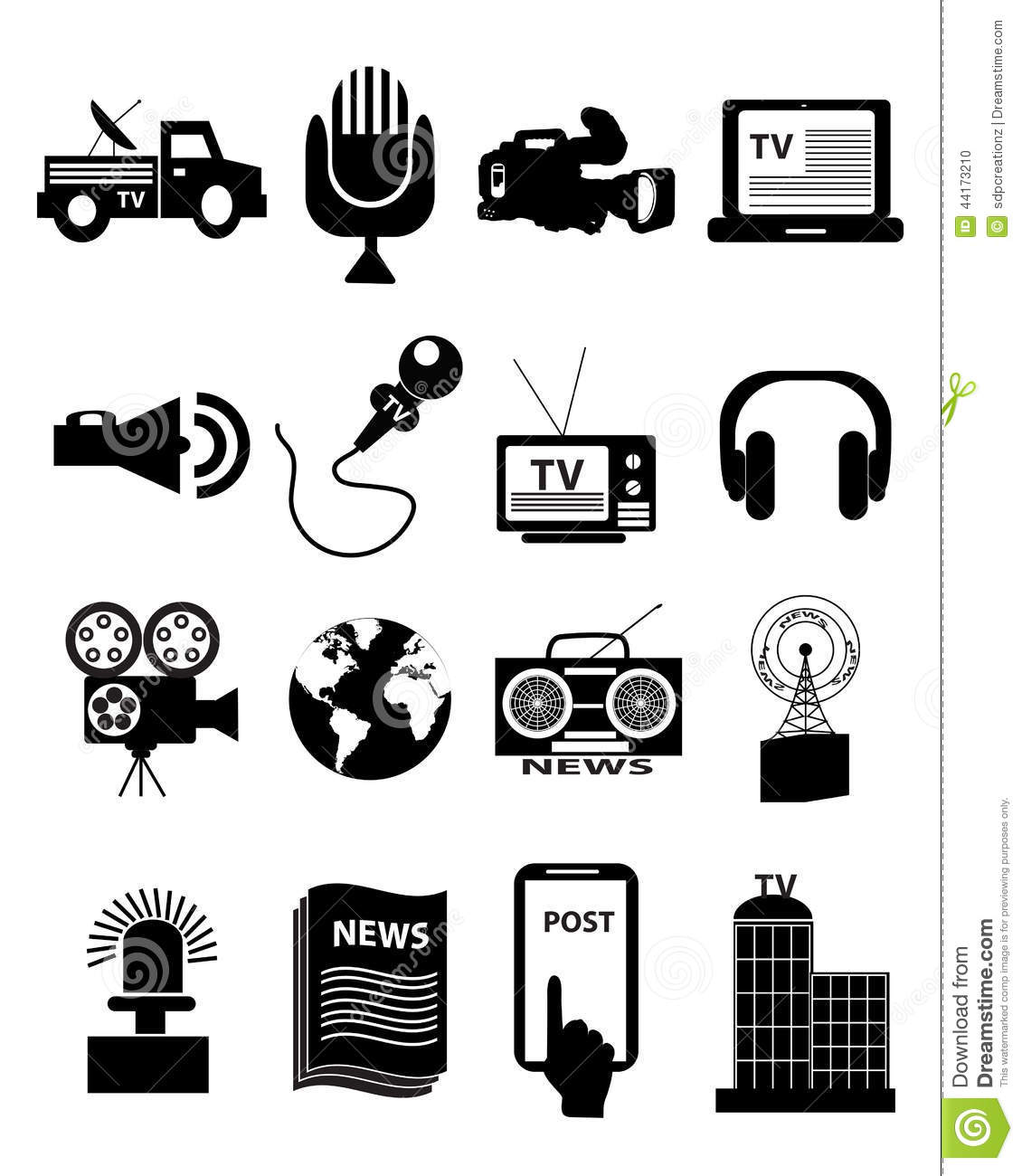 broadcast and print media The impact of new media on traditional mainstream mass  environment where the print media worked under an annual licensing scheme and broadcast media were.