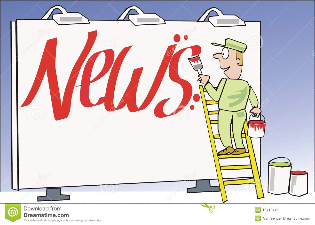 Image result for News cartoon