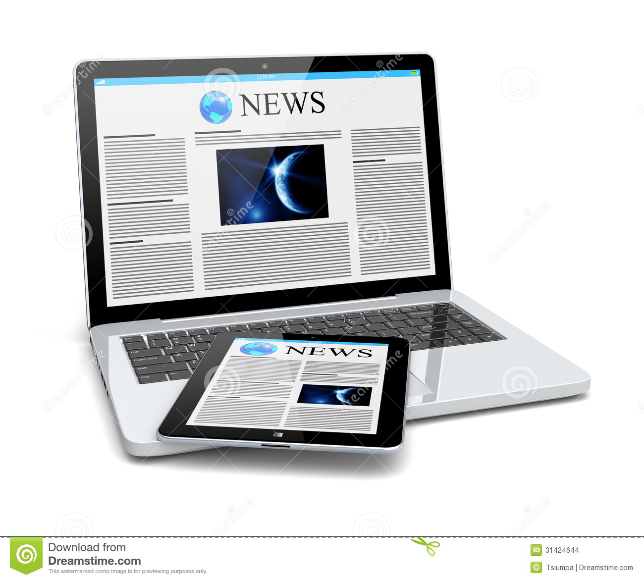 news article on computer technology