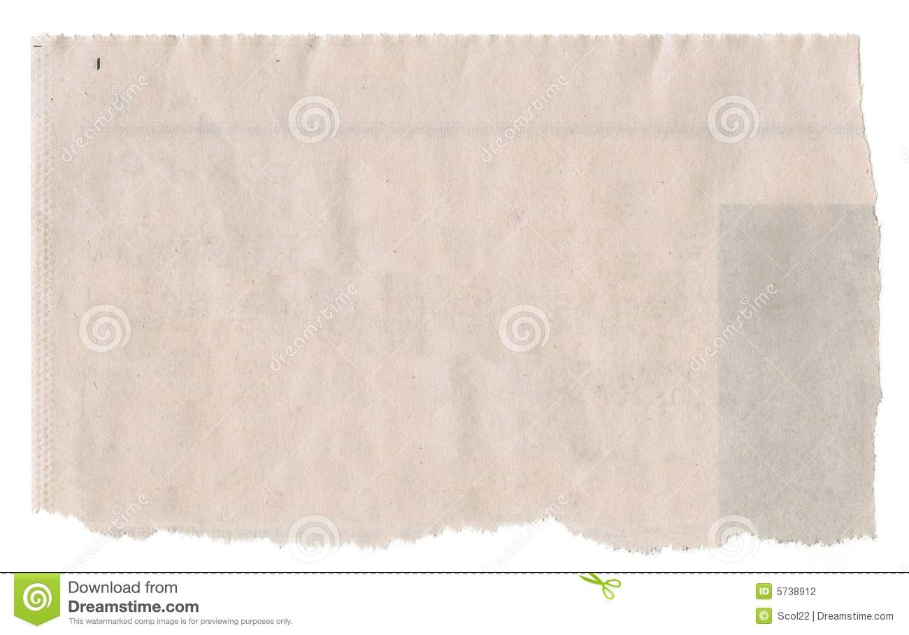newspaper clipping stock photo. image of print, note, communication