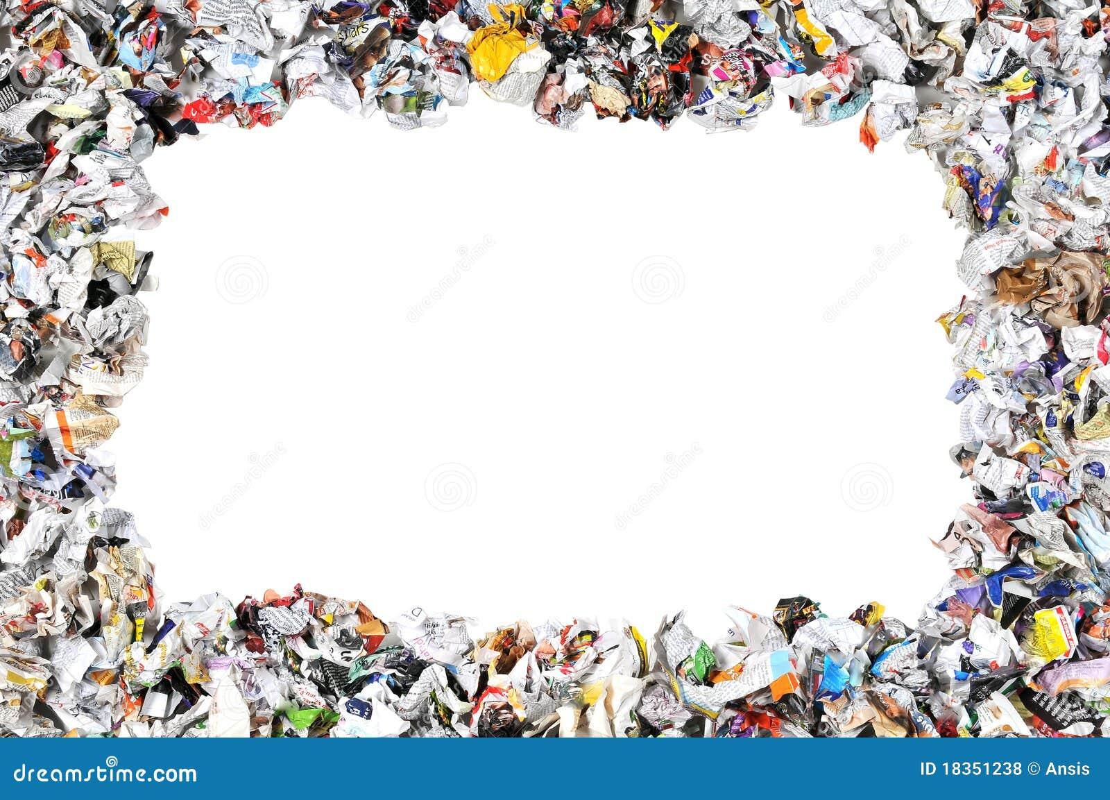 Newspaper Frame 3:2 stock photo. Image of crumple, creativity - 18351238