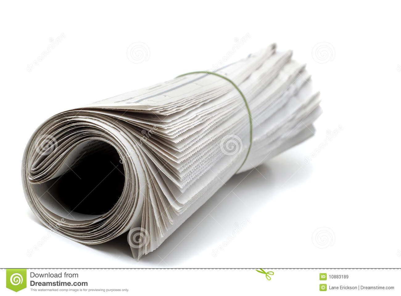 rolled newspaper png - Фото база