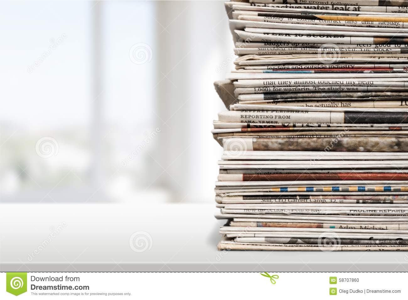 newspaper and print media More than a few people in the print media industry failed to see the winds of  change as they approached much quicker than expected, digital.