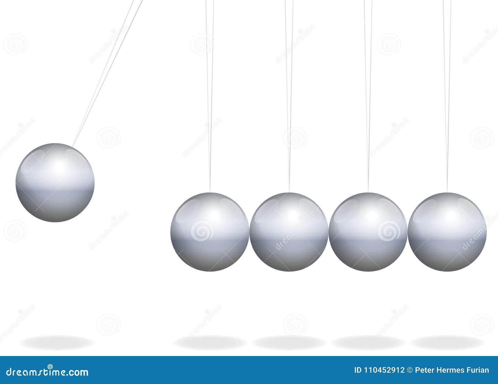 Newtonsvaggametall Toy Physics
