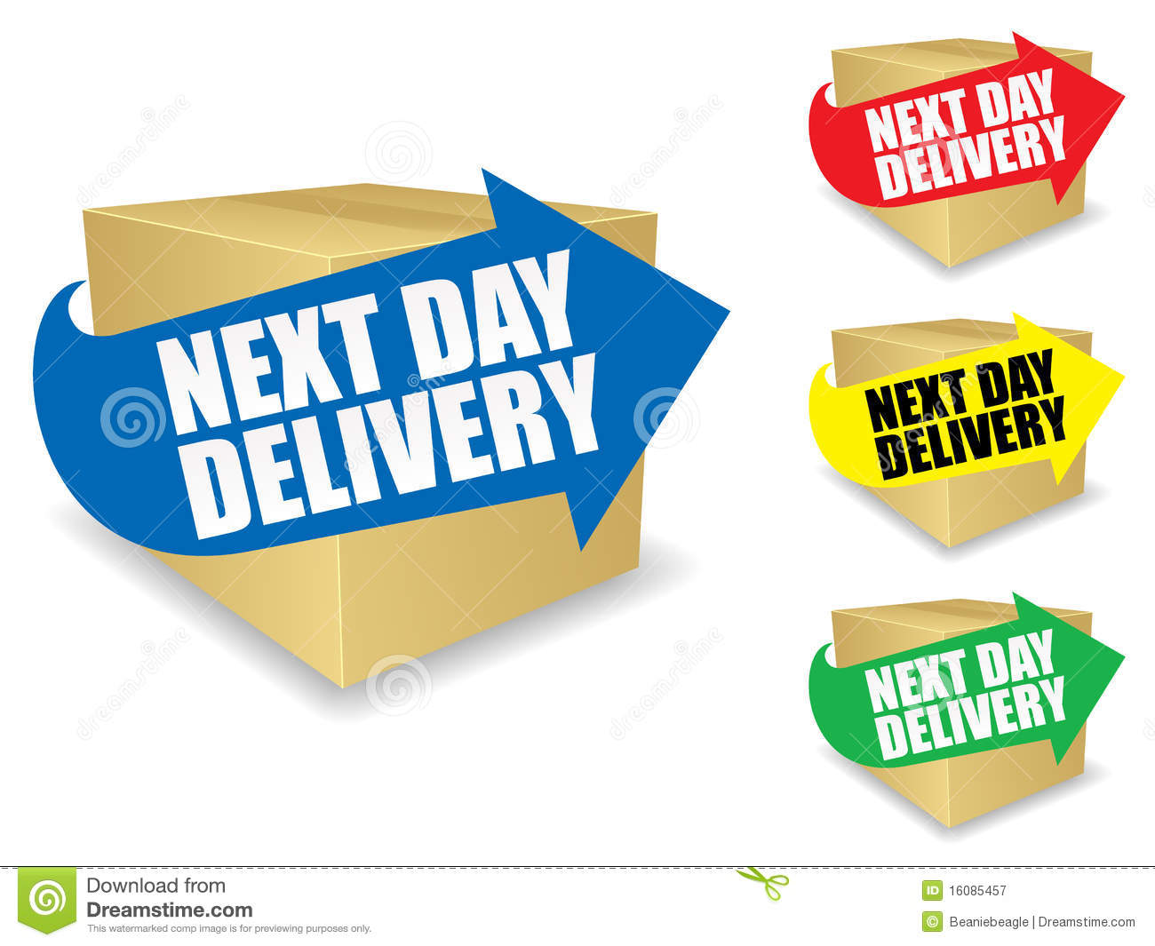 We offer free next day delivery to all orders in the UK excl Ireland * Orders placed Monday – Friday before 3pm will be dispatched the same working day. * Orders dispatched on Friday will be delivered on Monday. * Orders placed on Saturday or Sunday will be dispatched the next working day.