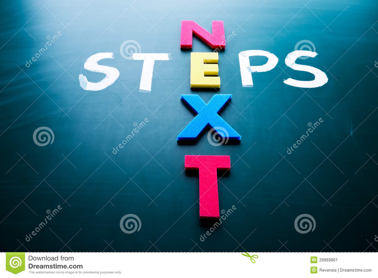 Questions Clipart Animation Next Steps Concept Sto...