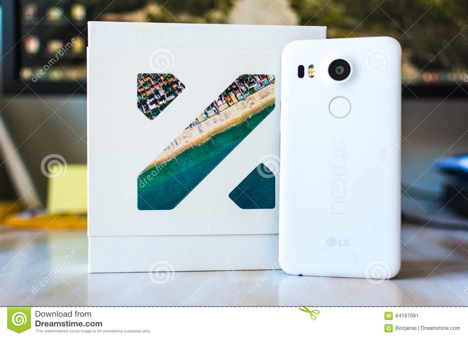 Nexus 5X editorial photo  Image of chrome, browser