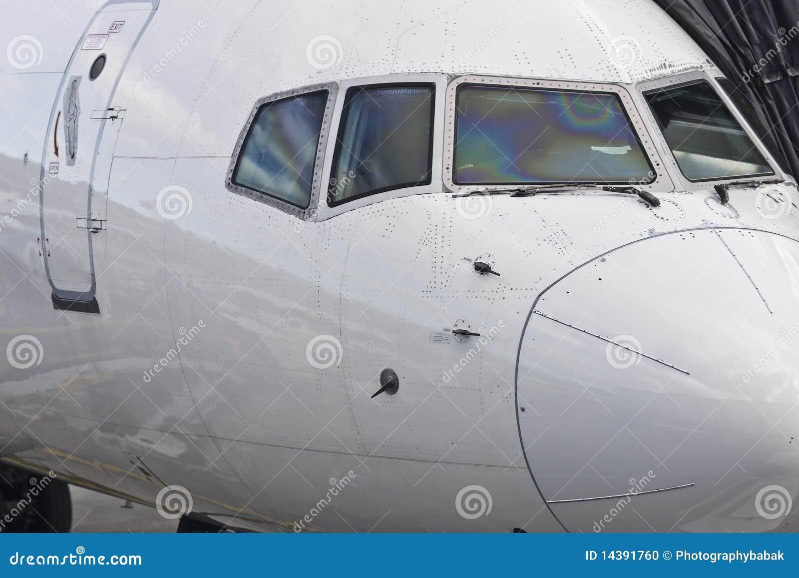 Nez d avion