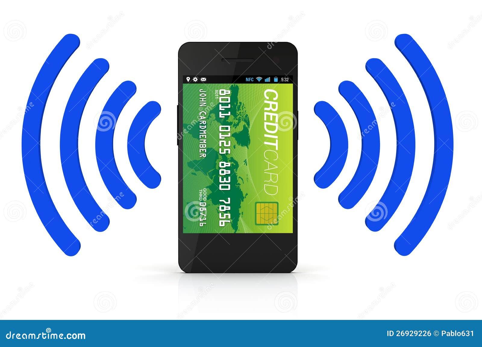 NFC Digital Wallet