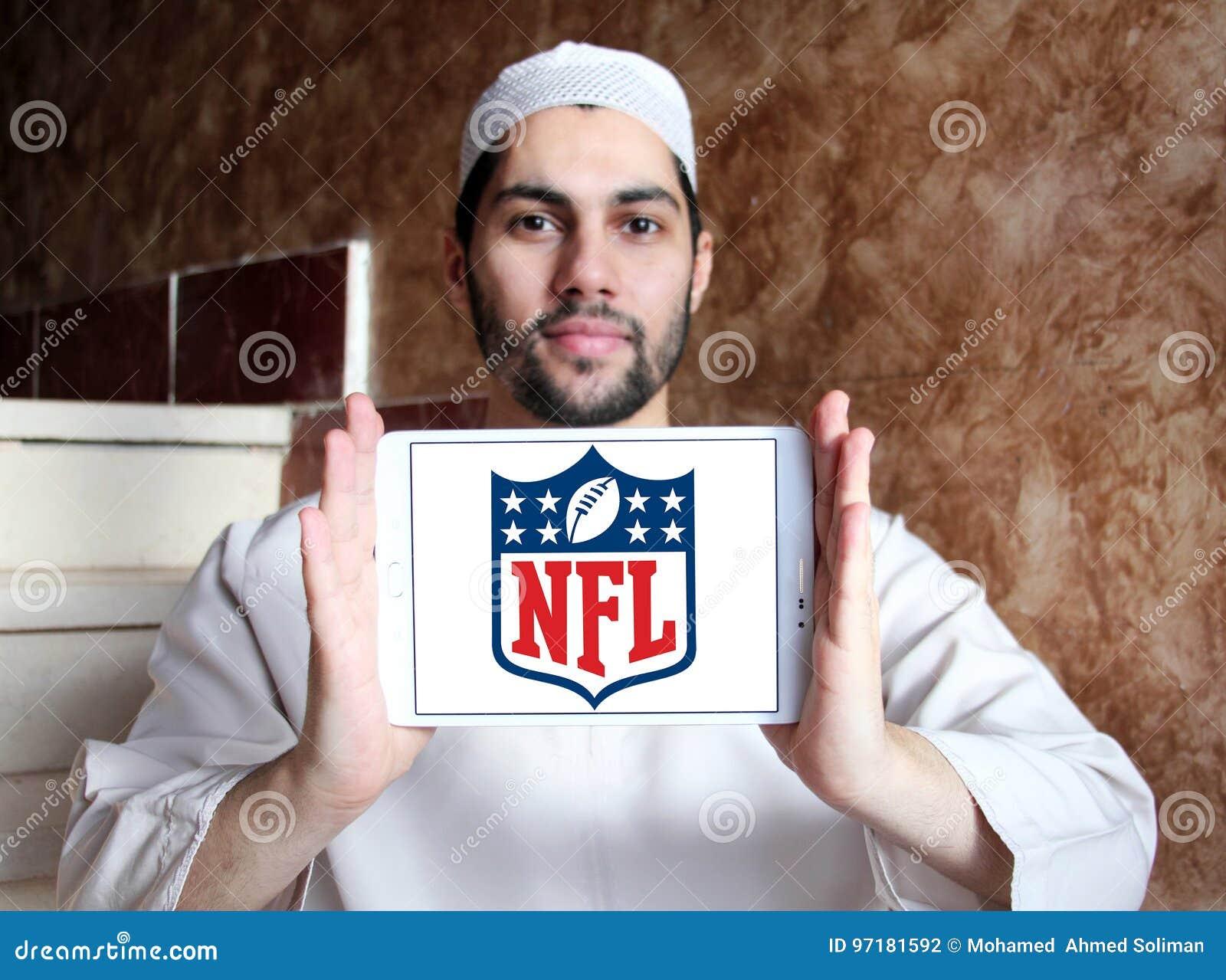 Nfl, logo della lega nazionale di football americano