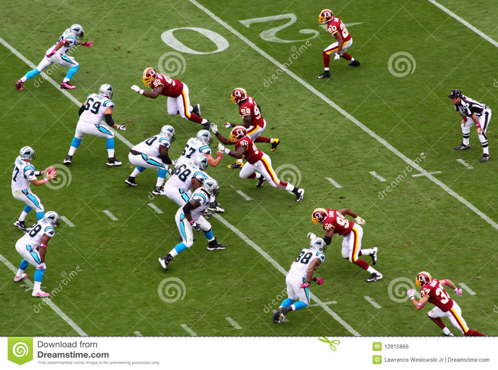 NFL - Raio!