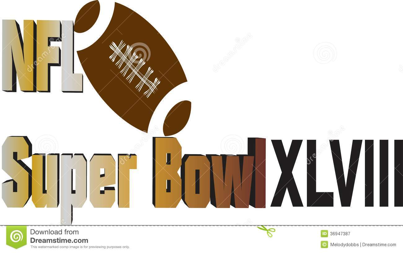 NFL Super Bowl Clip Art Royalty Free Stock Photography - Image ...