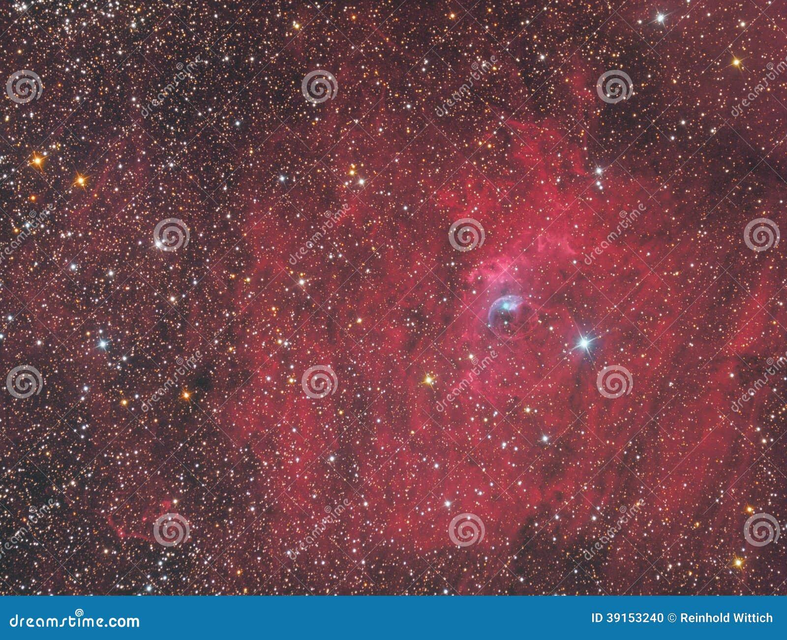 NGC7635 Bubble Nebula