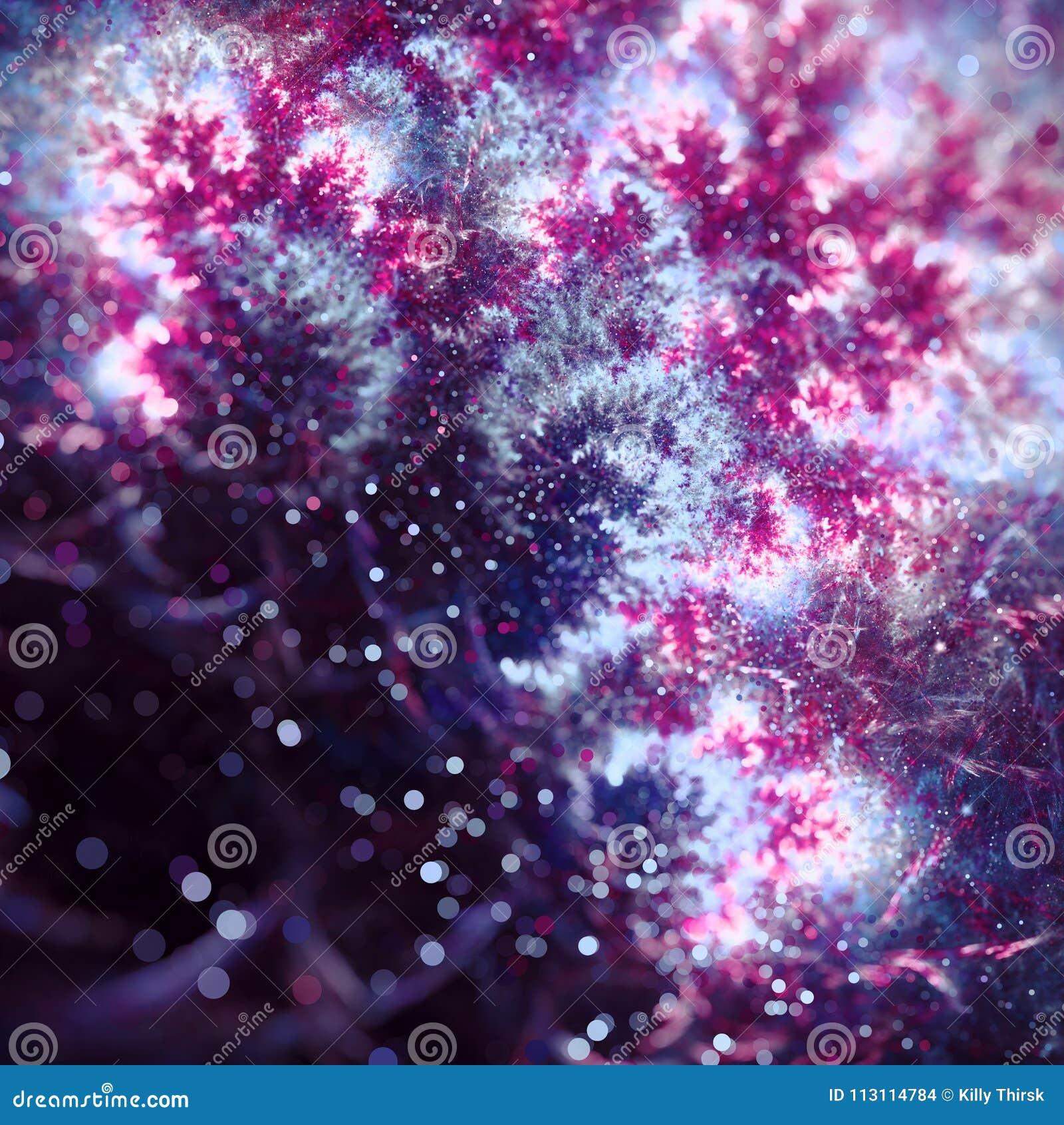 NGC Fractorium Alien 2 fractal art