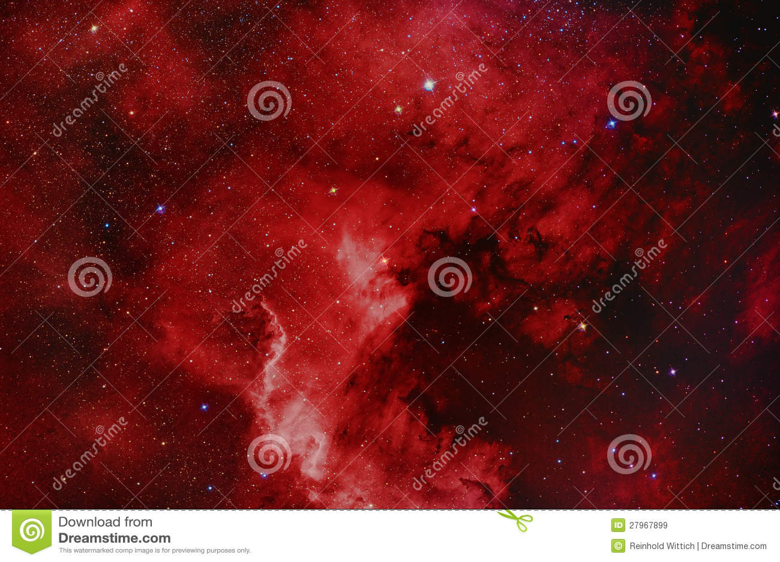 NGC7000 North America Nebula