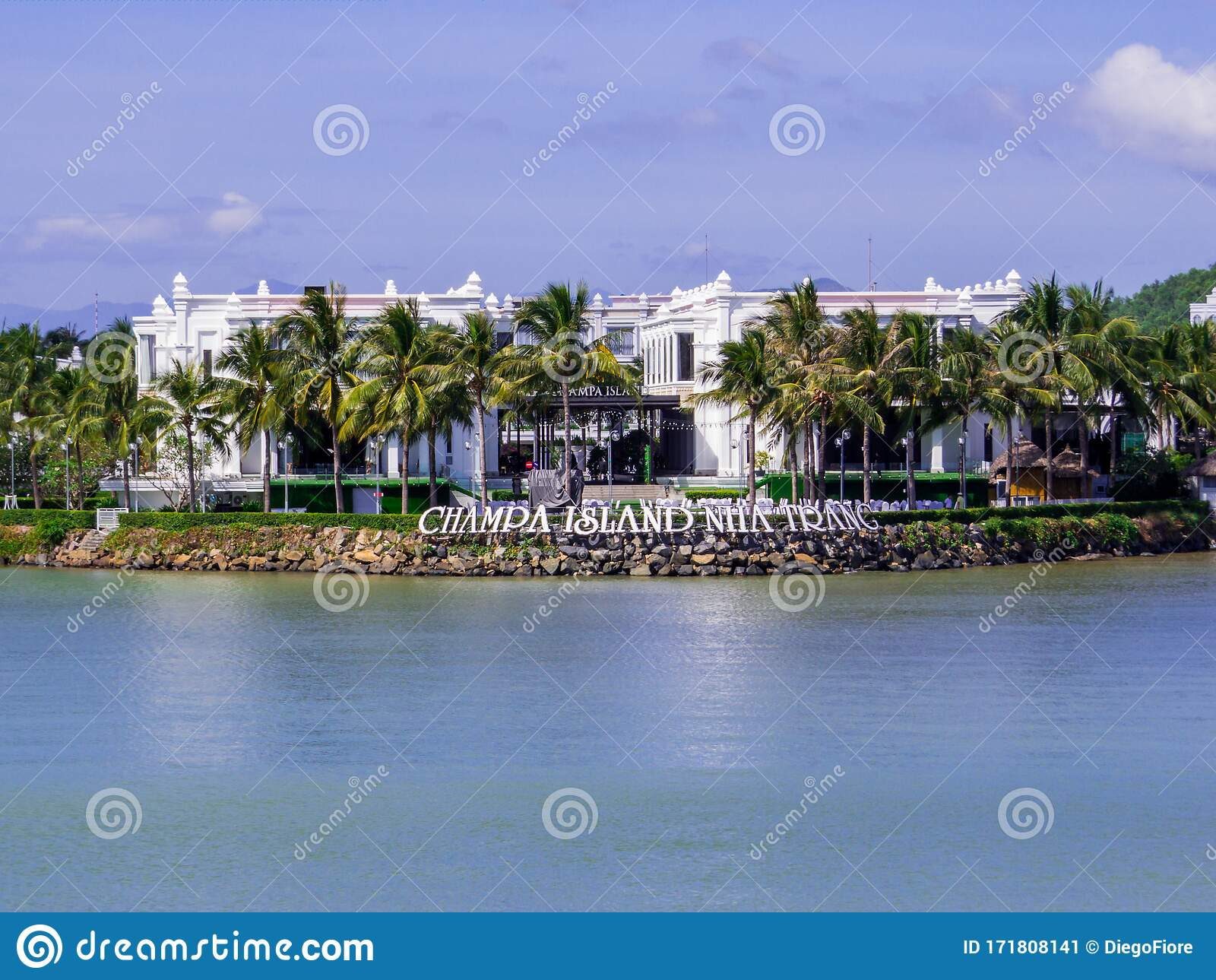Champa Island Nha Trang Vietnam Editorial Photo Image Of December River 171808141
