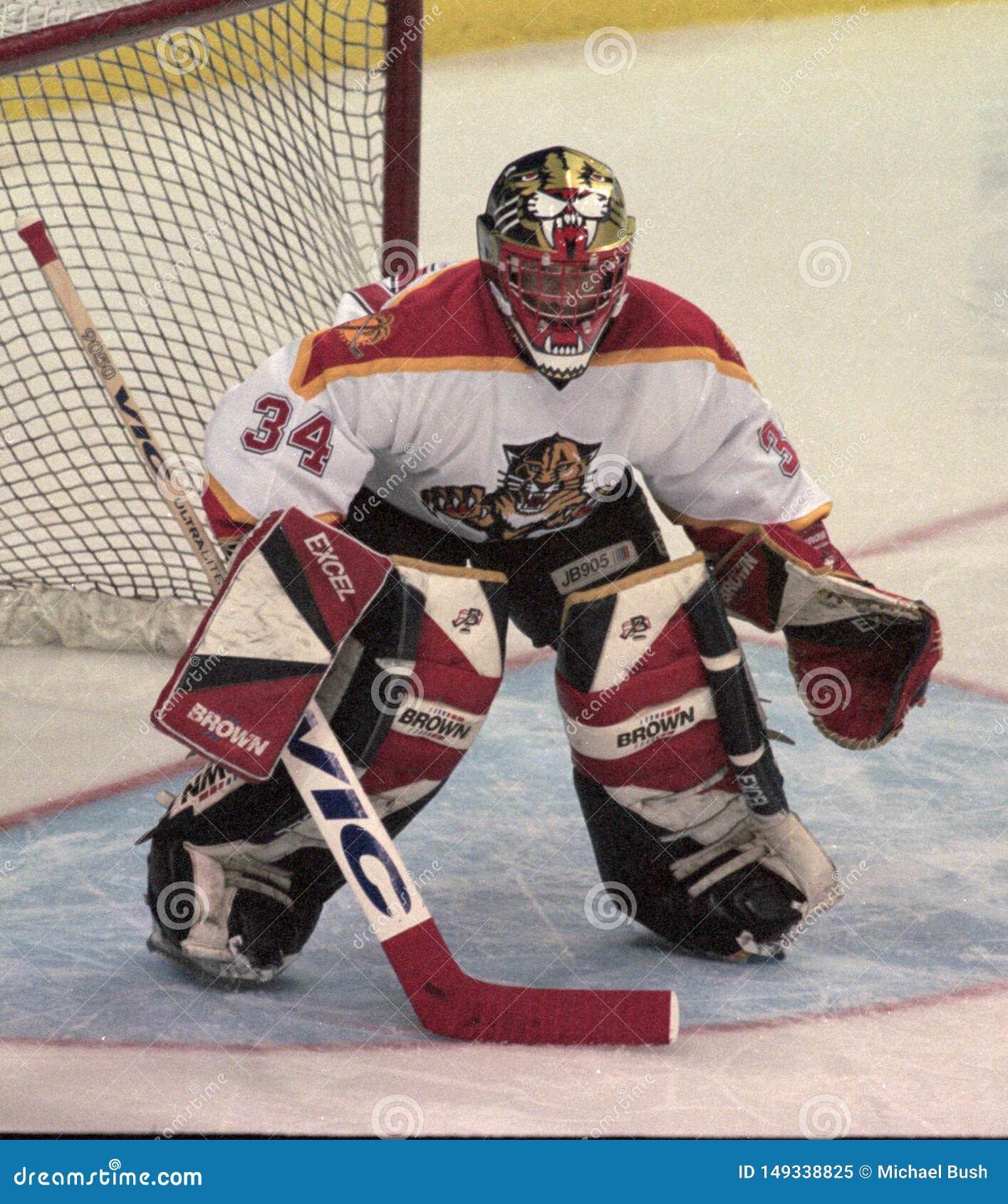 NHL Goalie John Vanbiesbrouck