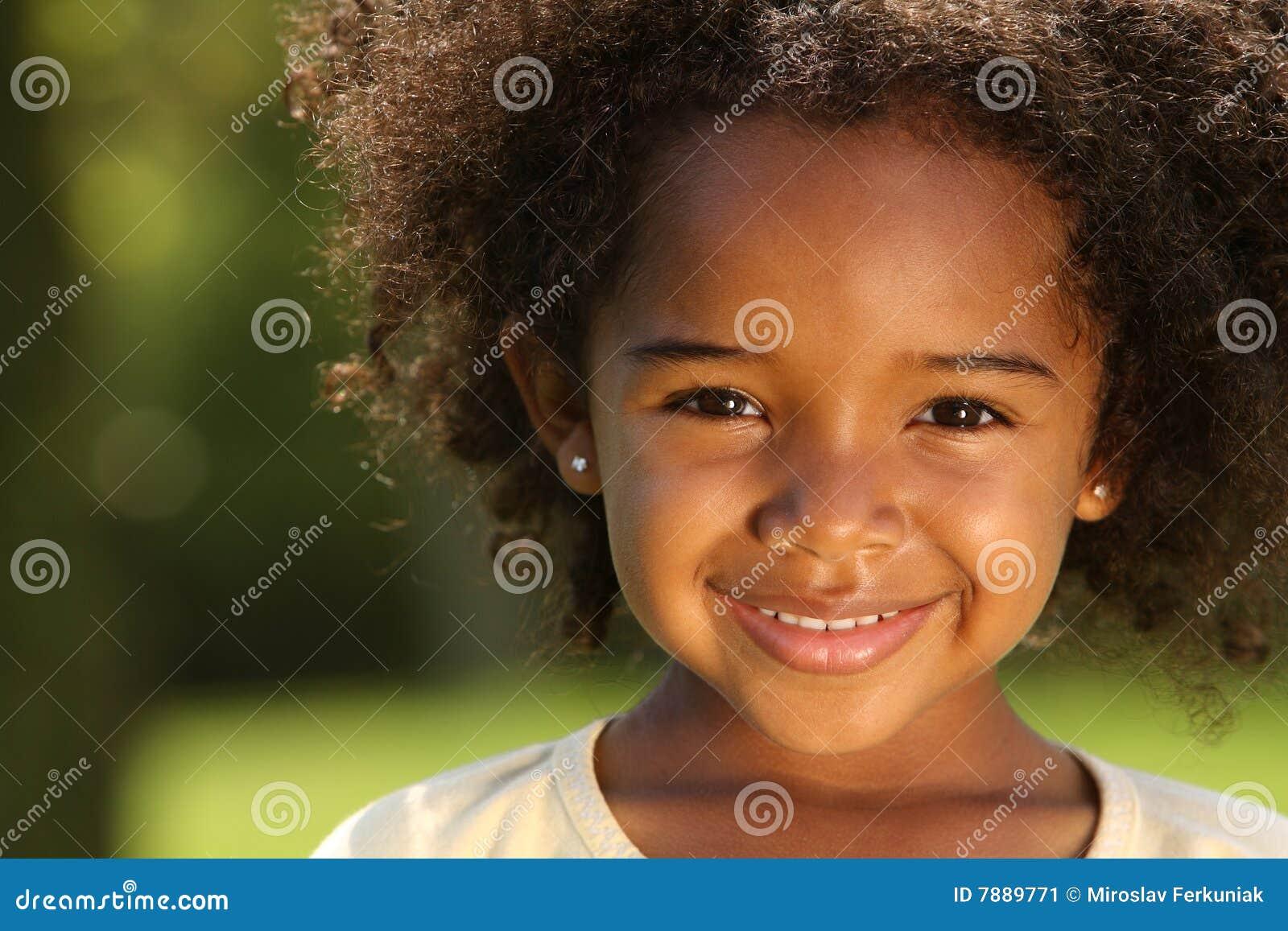 Niño del Afro