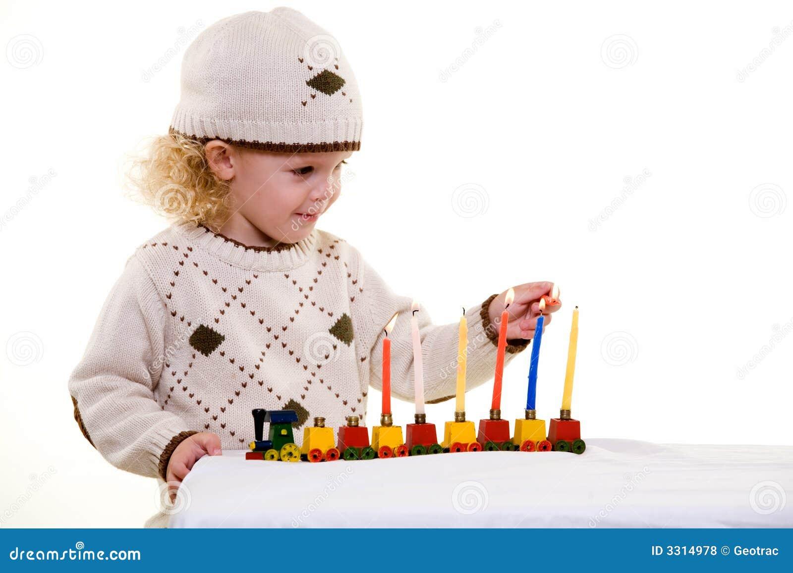 Niño judío