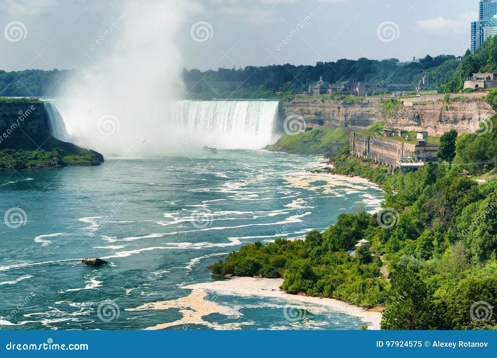 Niagara Falls hästsko