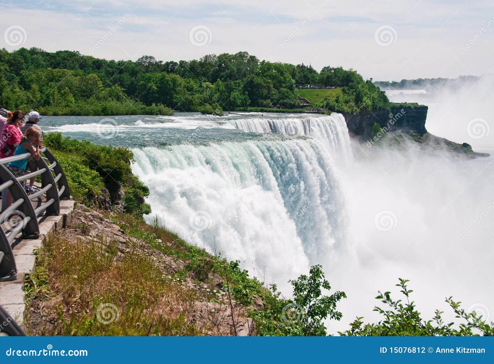 Niagara Falls, New York, de V.S.