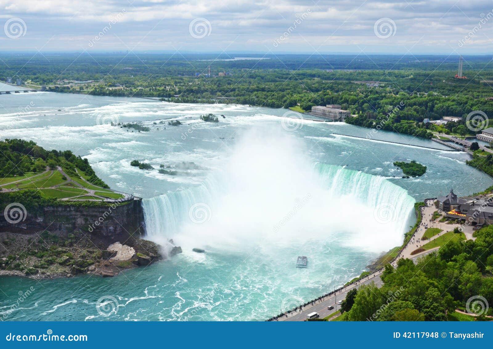 Download Niagara Falls stock photo. Image of canada, destination - 42117948