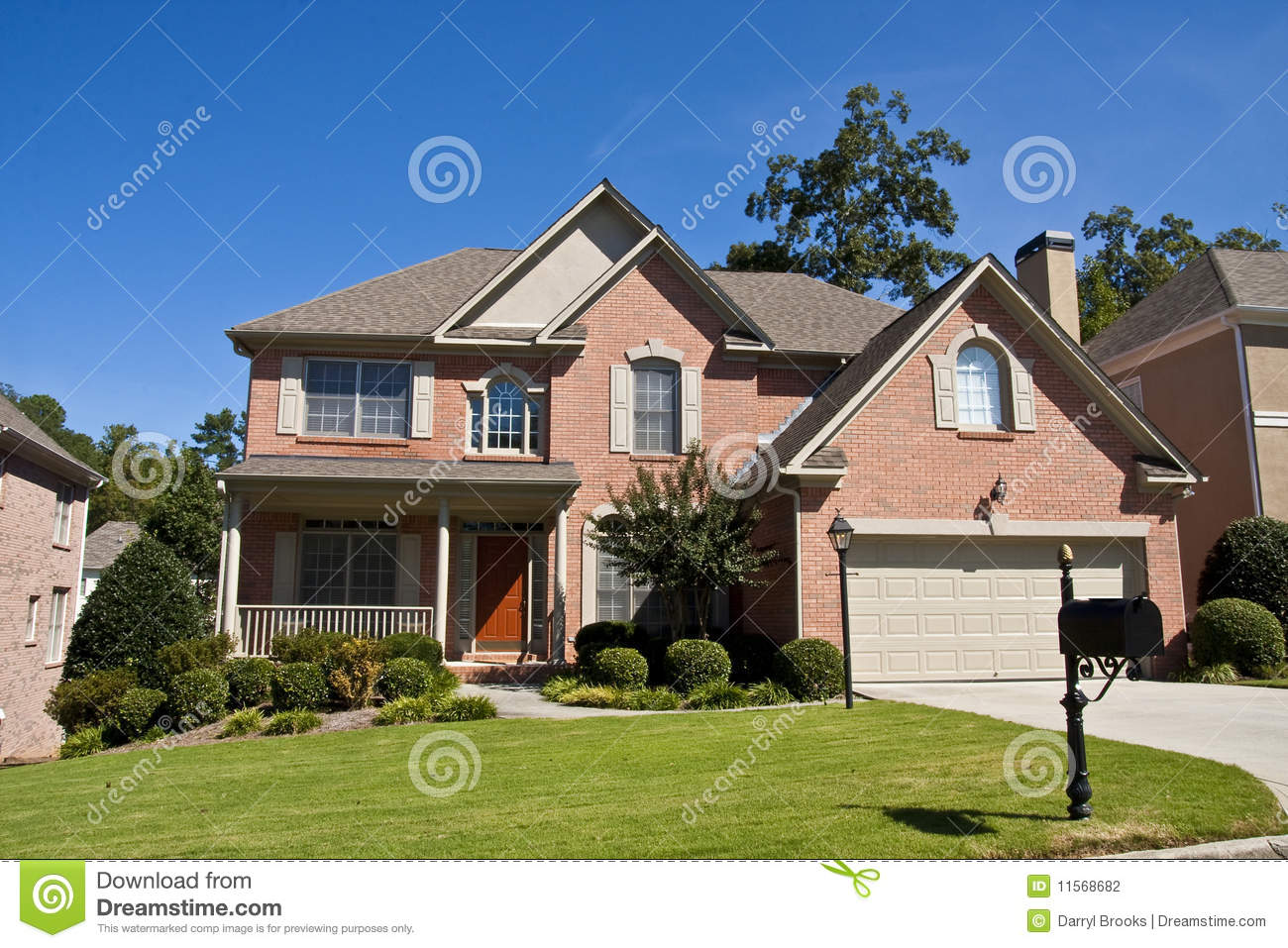 Image Result For Nice Brick Houses