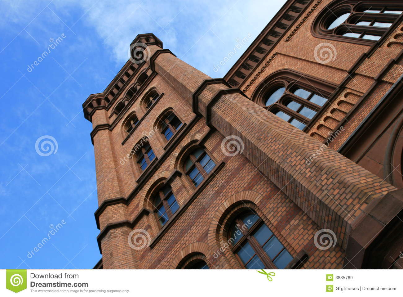A nice building in frankfurt royalty free stock images for Nice building images