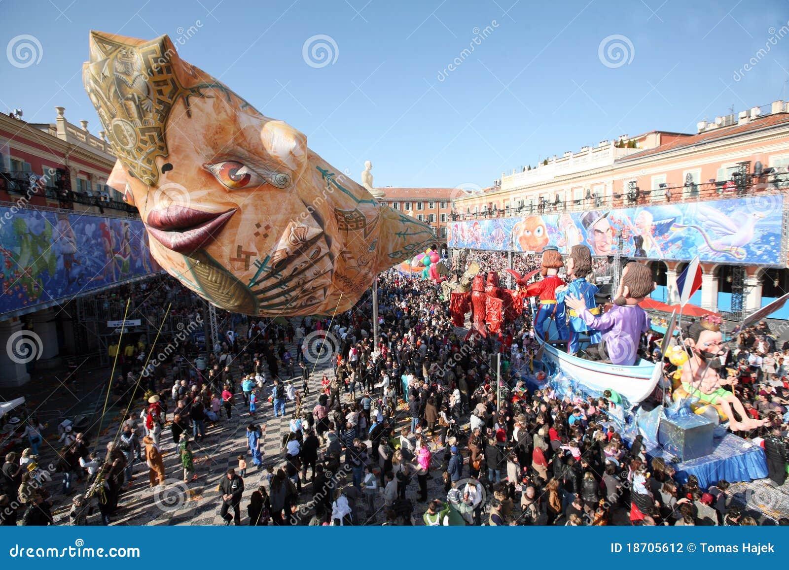 Nice Carnaval 2011