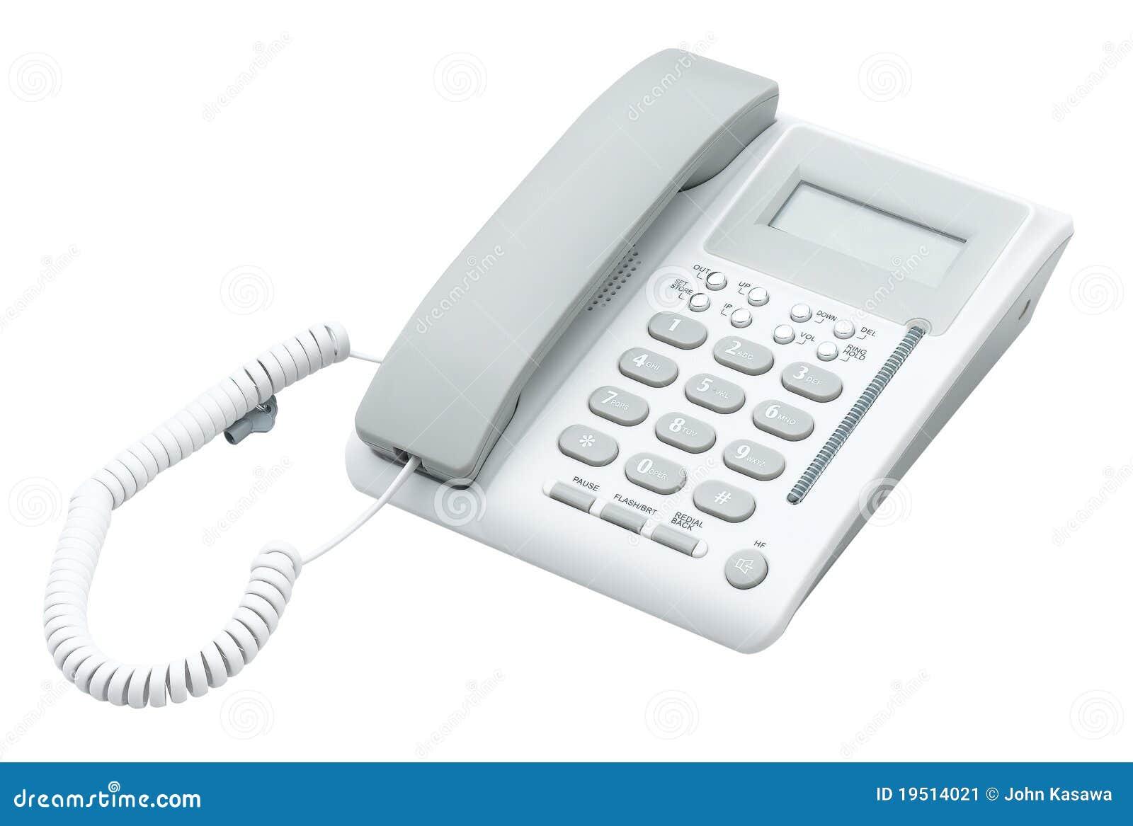 stock image nice design telephone