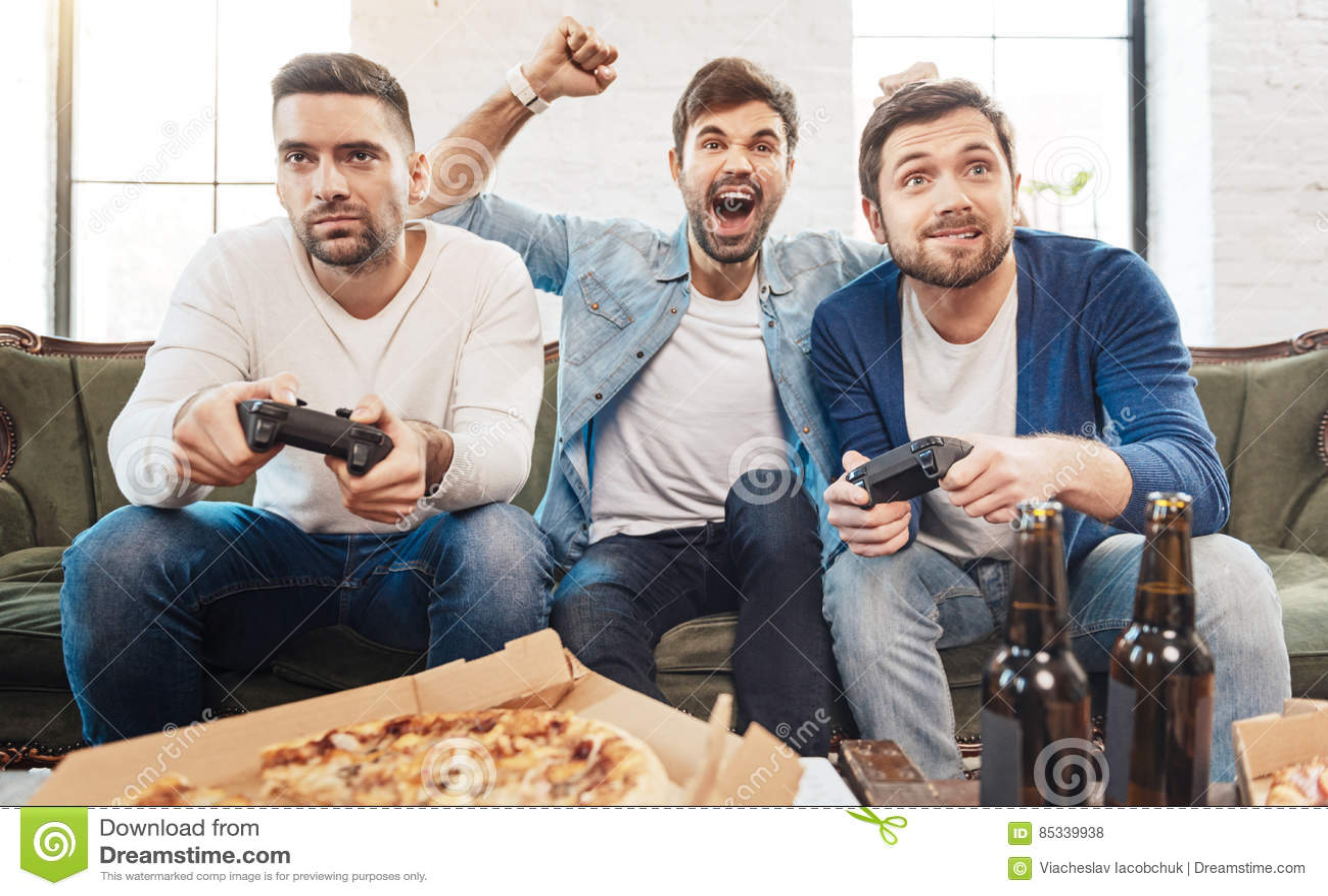 do guys play games