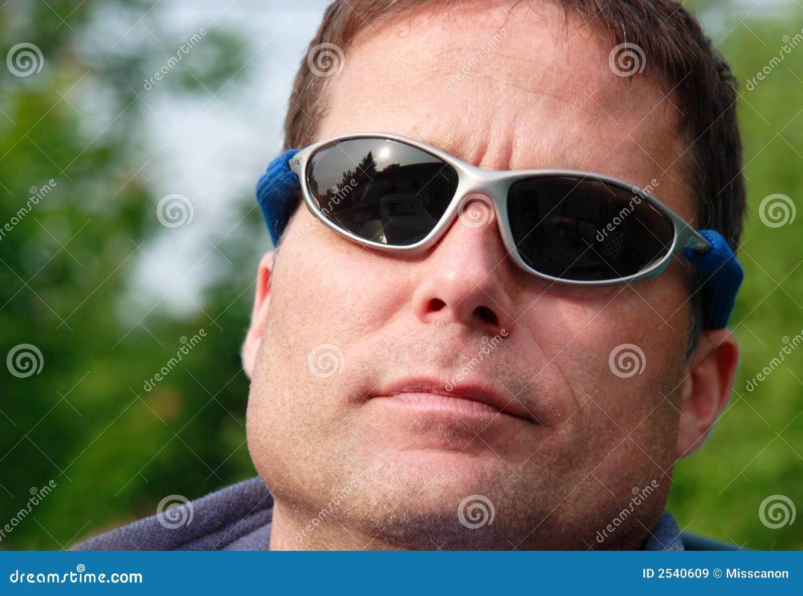 Nice Guy With Sunglass...
