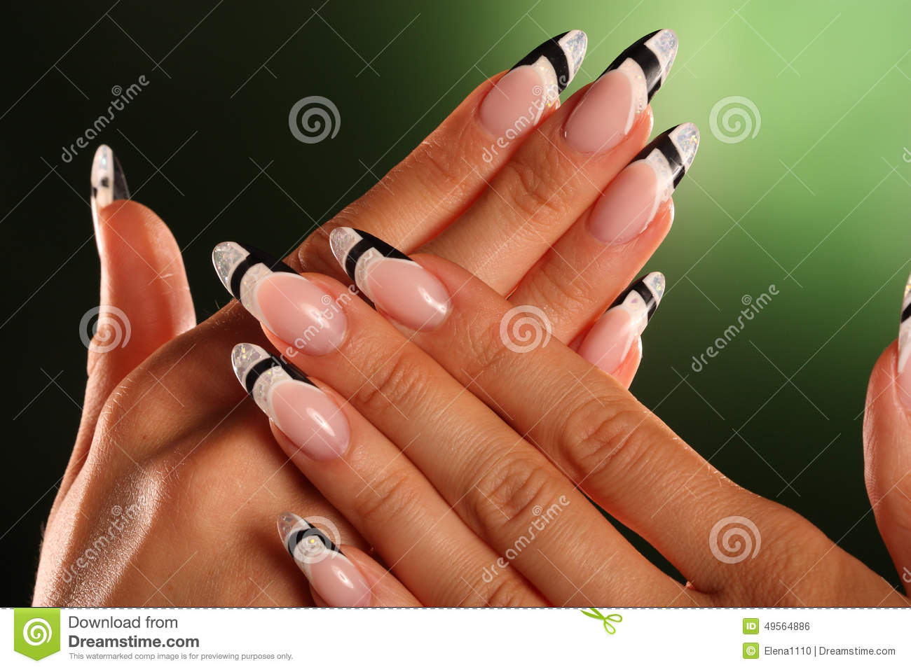 Nice Nail Polish Images - Creative Touch