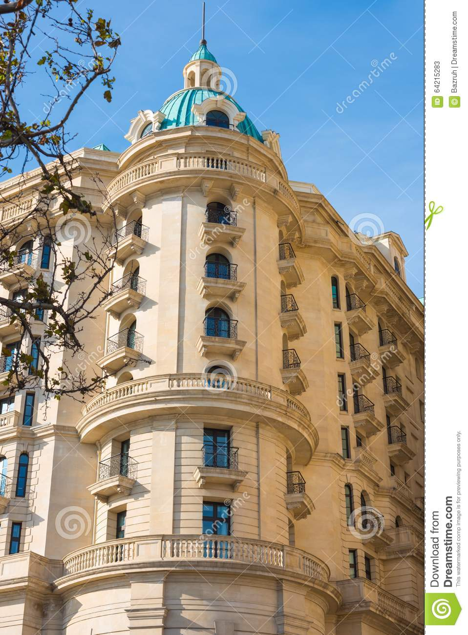 Nice high modern building stock photo image 64215283 for Nice building images
