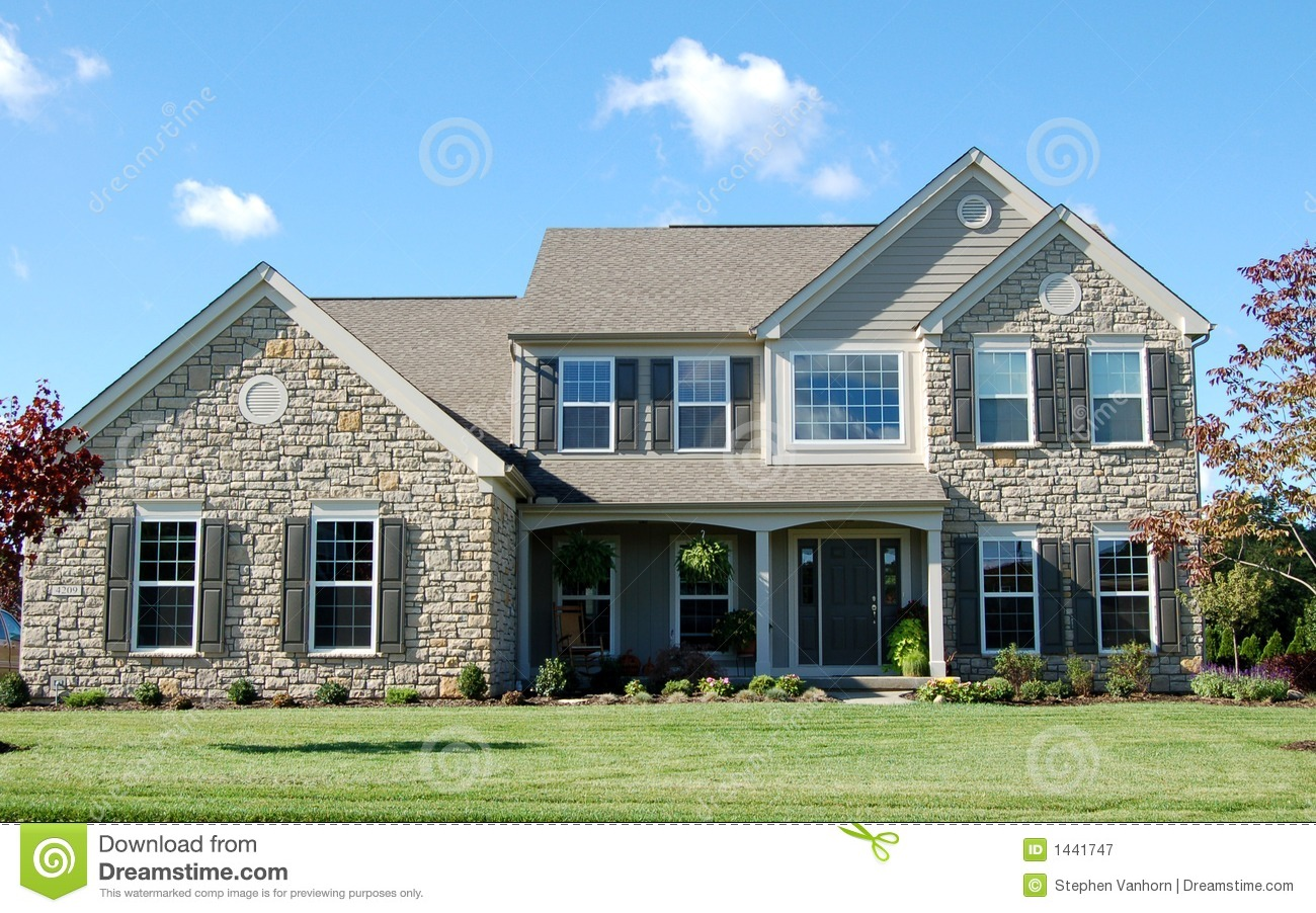 Nice home royalty free stock photography image 1441747 for Nice home image
