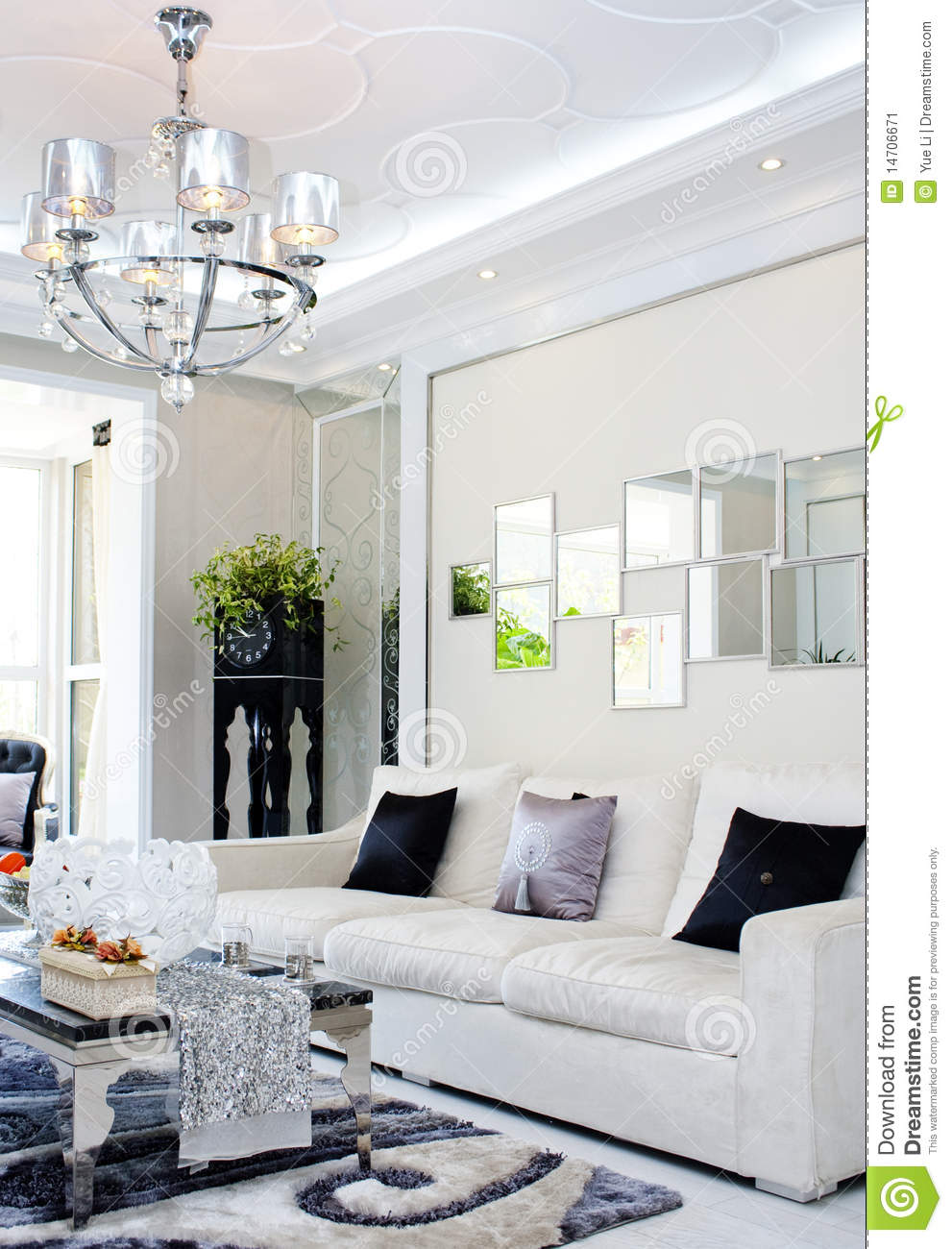 Nice home stock image. Image of home, design, lifestyle - 14706671